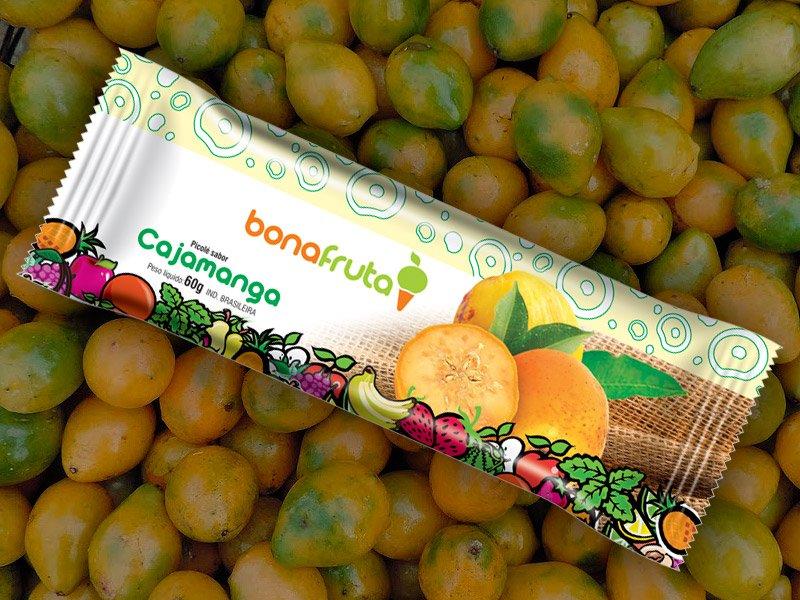 Novo sabor Cajamanga
